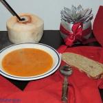 Waniliowa zupa krem z...