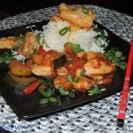 Szybkie danie chińskie