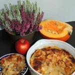 Clafoutis z jabłkami i...