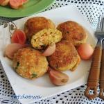 Kotlety z jaj i grzybow