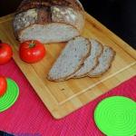 Chleb żytnio - pszenny...