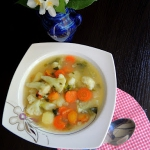 Wiosenna zupa...