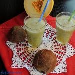 Melonowy napój...