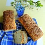 Chleb na zakwasie z maki ...
