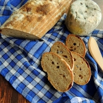 Chleb z maslanka na zakwa...
