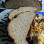 Chleb pszenno - lniany z...