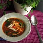 Marokańska zupa z...