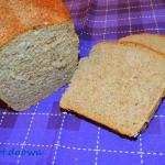 Chleb orkiszowo - żytni...