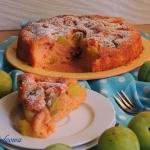 Ciasto pomidorowe z zolta...
