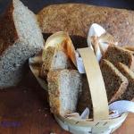 Chleb orkiszowy na...