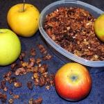 Granola jablkowo - gruszk...
