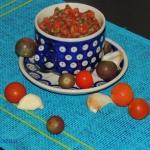 Salsa z bakłażanów