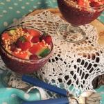 Deser truskawkowy z chia