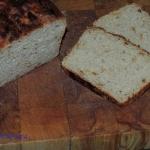 Chleb orkiszowy z...