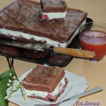 Ciasto jogurtowo - truska...