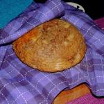 Chleb żytni z wodą z...