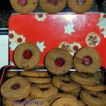 Ciasteczka z witrażykiem