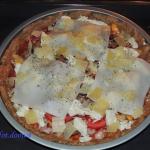 Pizza orkiszowa z...