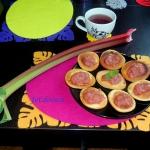 Mini omlety z konfitura z...