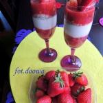 Deser owocowy na letnie...