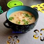 Zupa kalafiorowa z cydrem