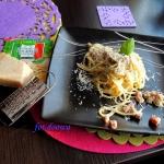 Spaghetti carbonara wg...