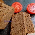 Chleb razowy 100 % żytni