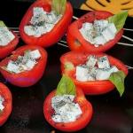 Pomidorowe łódeczki