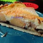 Ciasto z pigwami