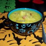 Zupa cebulowa z nutą...