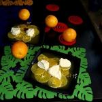 Pomarancze w marynacie