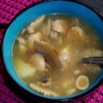 Zupa z muchomorów i...