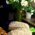 Zdrowy chleb razowy
