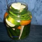 Letnia kiszonka z warzyw