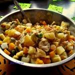 Letnia sałatka warzywna