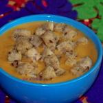 Zupa-krem z marchwi i...