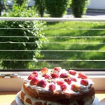 Letni tort szwedzki wg...