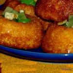 Pomarańczowe muffinki...