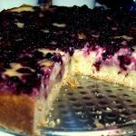 Ciasto z jezynami