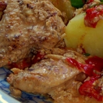 Filet z kurczaka w smieta...