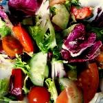 Kolorowa salatka