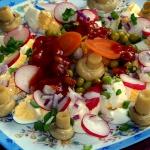 Poranna salatka