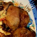 Palki kurczaka z czosnkie...