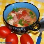 Zupa  Kurczak Gumbo