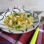 Zupa z fasolki szparagowe...