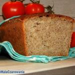 Chleb pszenno - gryczany ...