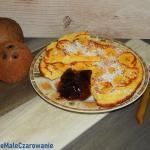 Kokosowy omlet z...