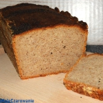 Mleczny chleb zytni na za...