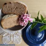 Chleb z garnka na zaczyni...