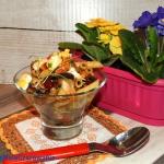 Salatka z baklazanem i pe...